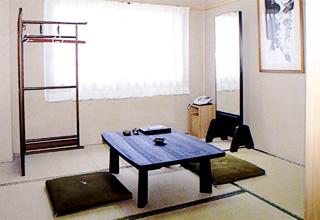 御寺院控え室